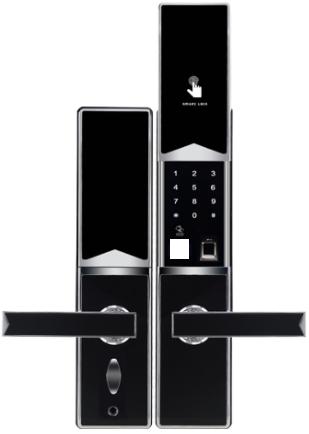指纹密码锁XHC-M810